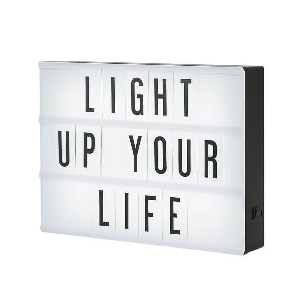 Πίνακας μηνυμάτων  LED τοίχου και επιτραπέζιος