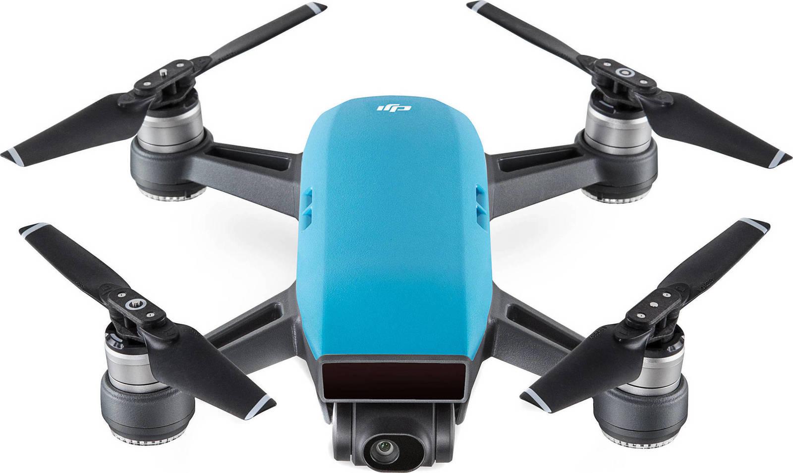 DJI Spark Drone Sky Blue Πληρωμή έως 12 δόσεις
