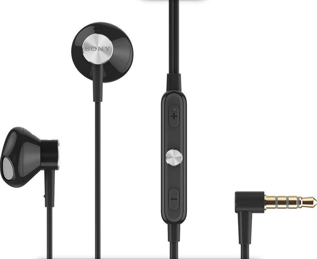 Sony STH-30 3.5mm Stereo Waterproof Handsfree Black Bulk