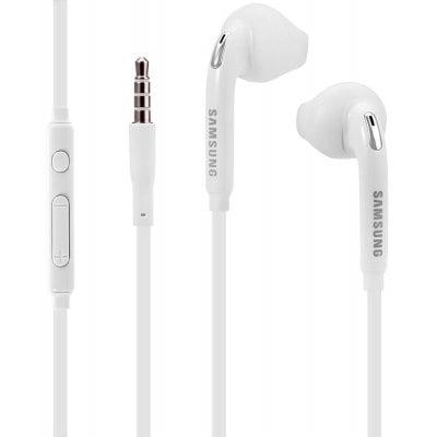 Samsung EG920BW 3.5mm Stereo Handsfree White (White Jewel Case)