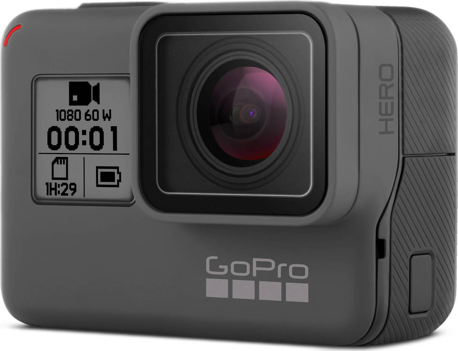 GoPro Hero (2018) Black Πληρωμή έως 24 δόσεις