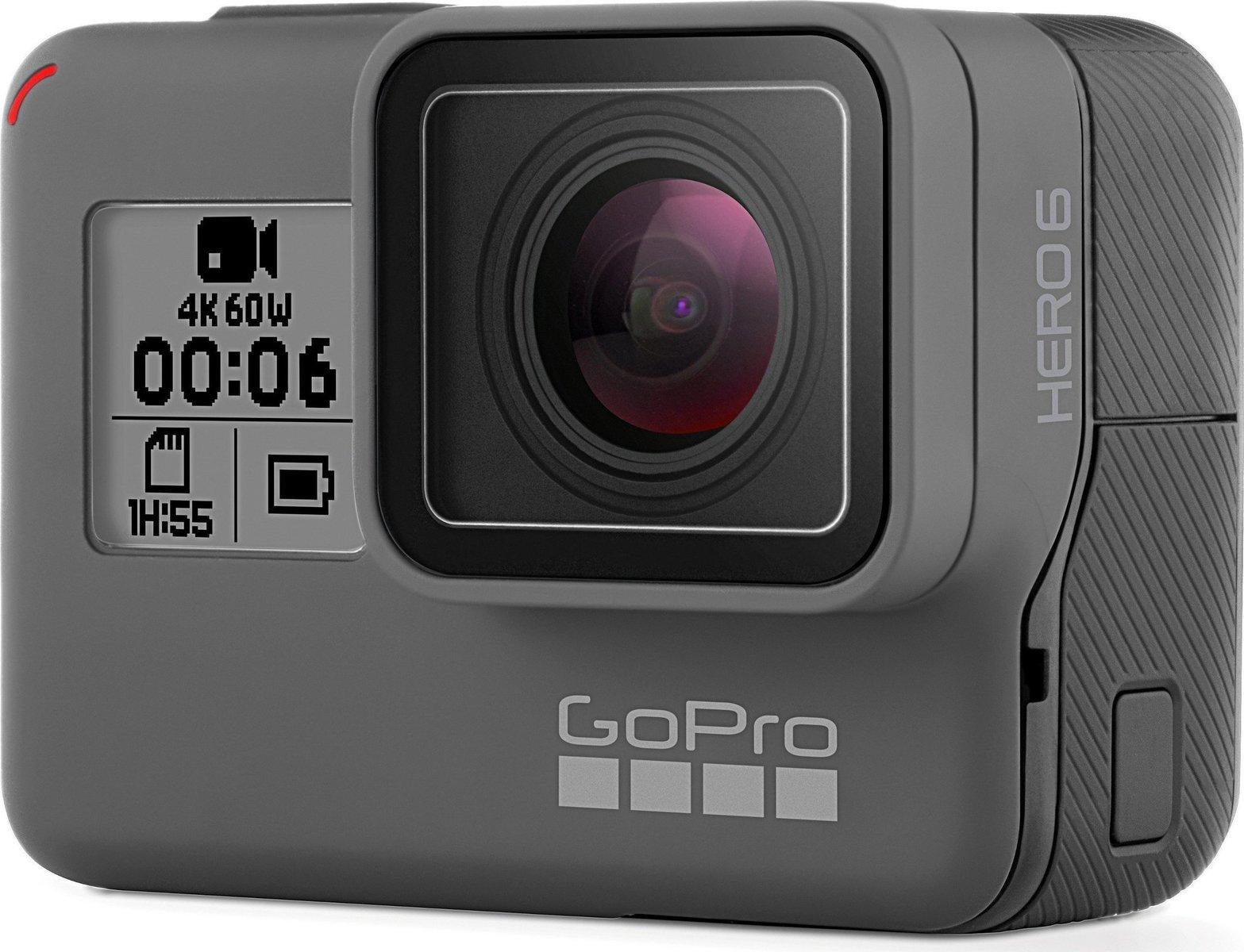 GoPro Hero6 Black Πληρωμή έως 24 δόσεις