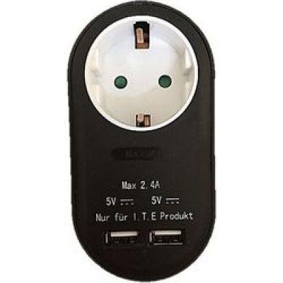 Αντάπτορας σούκο με θύρα USB