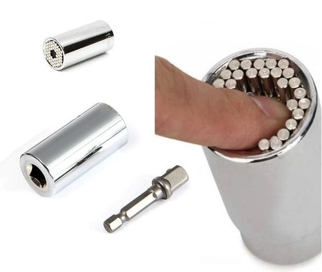 Eπαναστατικό εργαλείο πολυκαρυδάκι πολύκλειδο 7-19mm