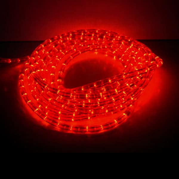 Φωτοσωλήνας 20 μέτρα κόκκινος