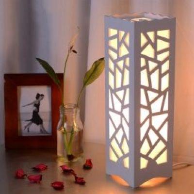Διακοσμητικό Φωτιστικό Επιτραπέζιο Led Romantic Style