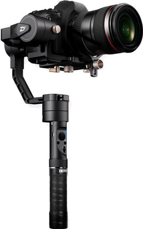 Zhiyun Crane Plus  3-Axis Handheld Gimbal Stabilizer Black