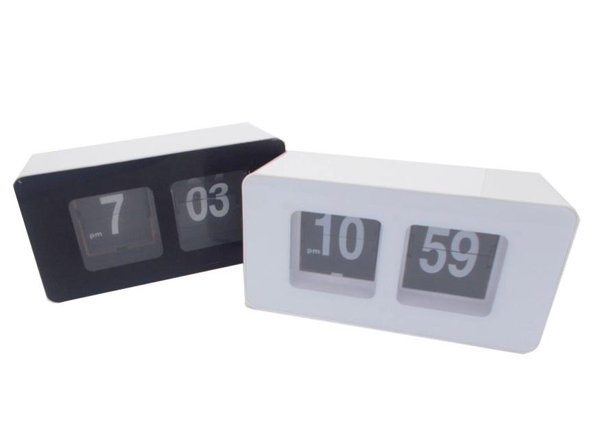 Αυτόματο επιτραπέζιο ρολόι flip