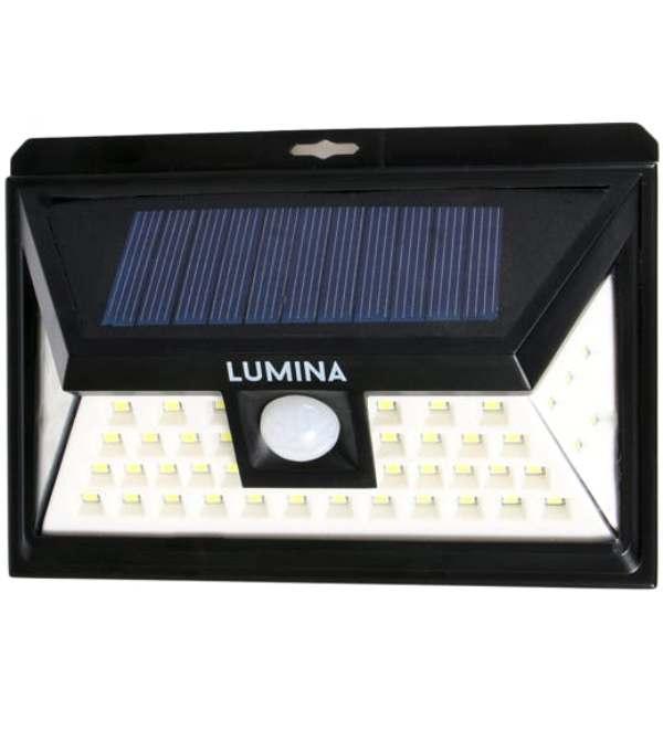 Ηλιακό φως τοίχου 36LED με αισθητήρα κίνησης