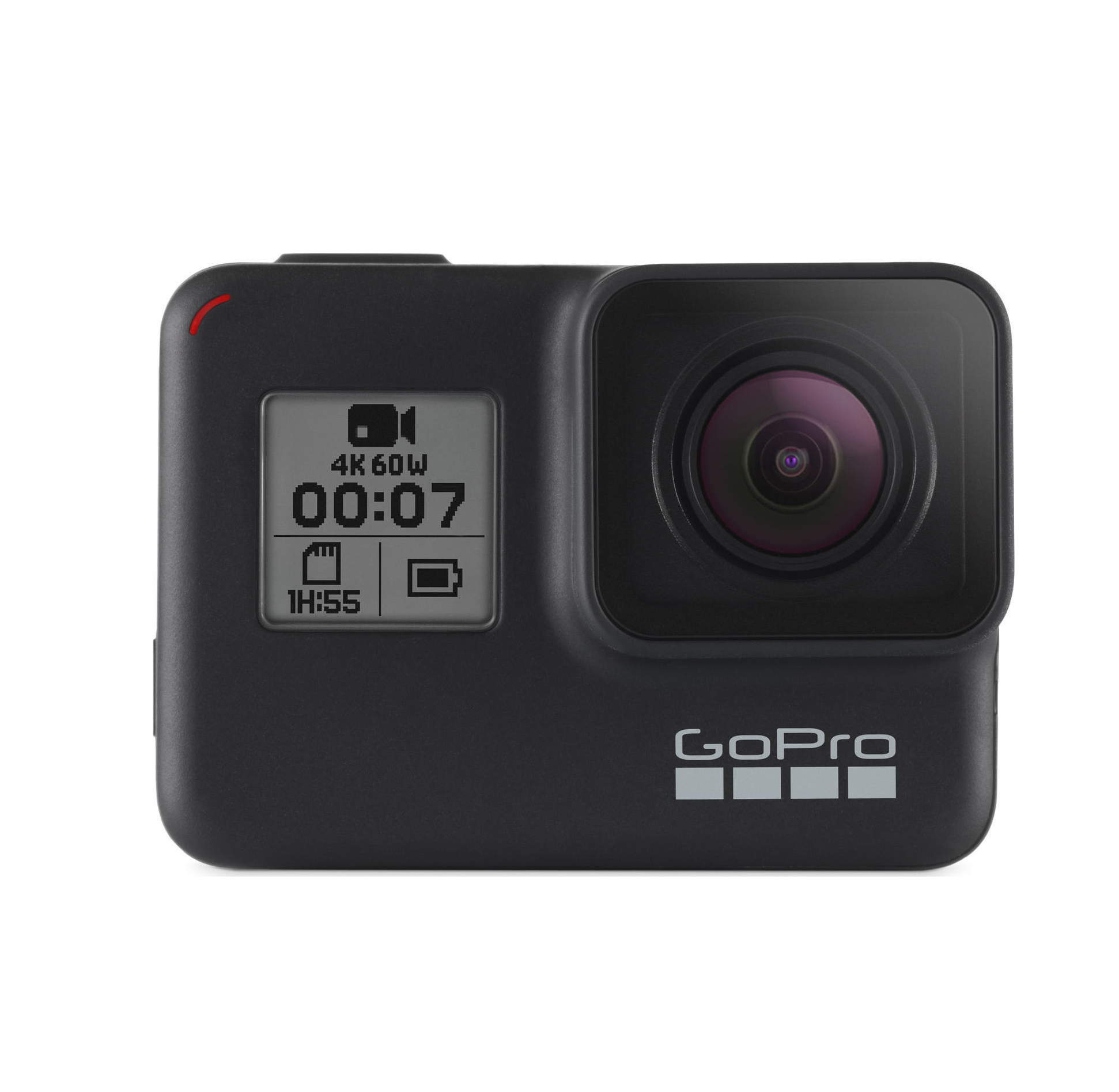 GoPro Hero7 Black Πληρωμή έως 24 δόσεις