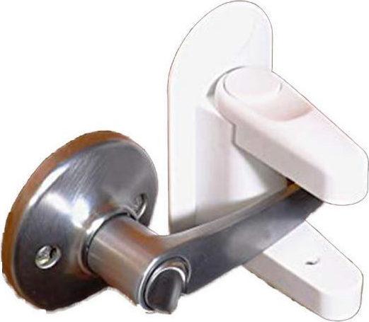 Ασφάλεια Χειρολαβής Πόρτας/Παραθύρου 2 Τεμάχια
