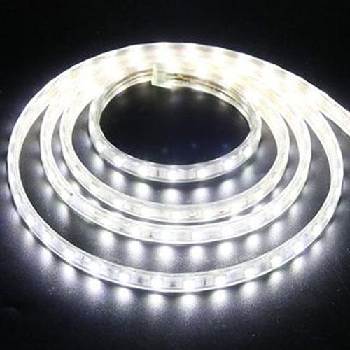 Φωτοσωλήνας Πλακέ SMD LED Λευκός Με 8 Προγράμματα 10m  ΟΕΜ 3231