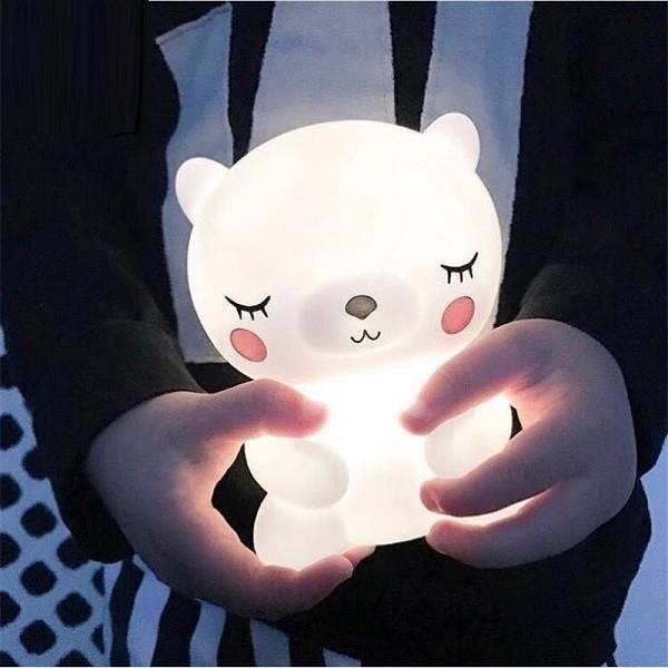 Φως Νυκτός Αρκουδάκι LED OEM 3252