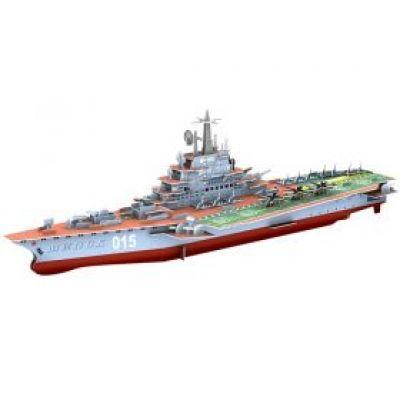 """Τρισδιάστατο πάζλ """"The Aircraft Carrier"""" OEM 3256"""