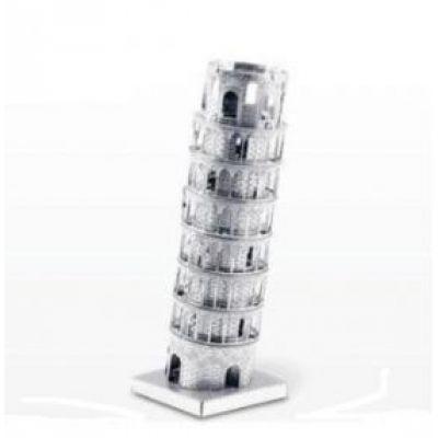 """Μίνι Τρισδιάστατο Μεταλλικό Πάζλ """"Πύργος Της Πίζας""""  OEM 3262"""