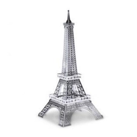 """Μίνι Τρισδιάστατο Μεταλλικό Πάζλ """"Πύργος Του Άιφελ"""" OEM 3264"""