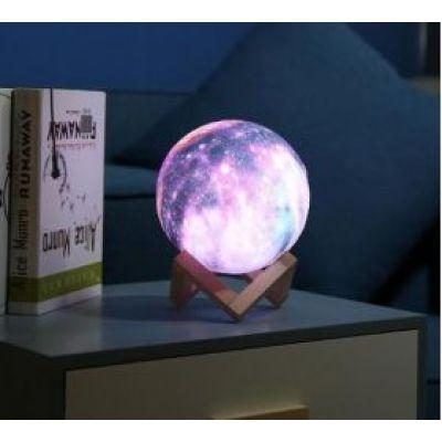 Επαναφορτιζόμενη Λάμπα Γαλαξίας LED USB 15cm OEM 3277