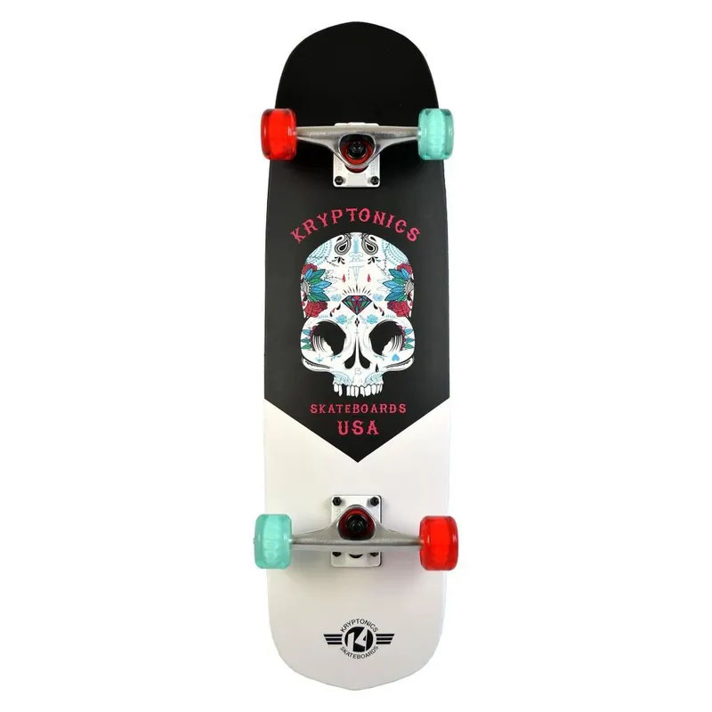 Skateboard INKED SKULL 31'' της Kryptonics