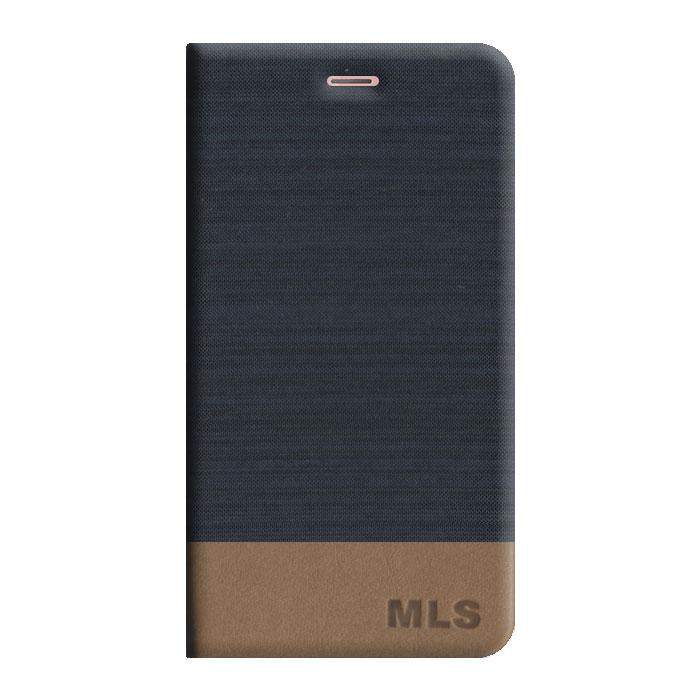 MLS FLIP CASE BLUE FOR ALU 3G 5.5