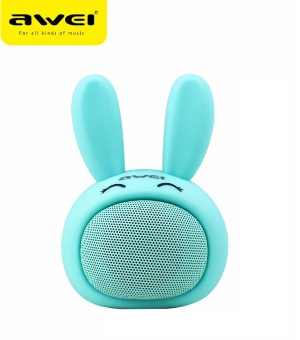 Rabbit Awei bluetooth Y700 Φούξια
