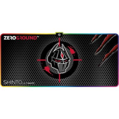 Mouse Pad Zeroground MP-2000G Shinto Ultimate RGB