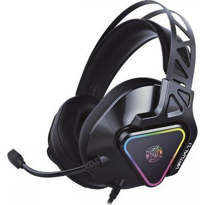 Headset Zeroground 7.1 HD-3000G RGB Akechi Pro USB
