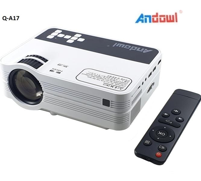 Προτζέκτορας 1080P FULL HD LED Q-A17 ANDOWL