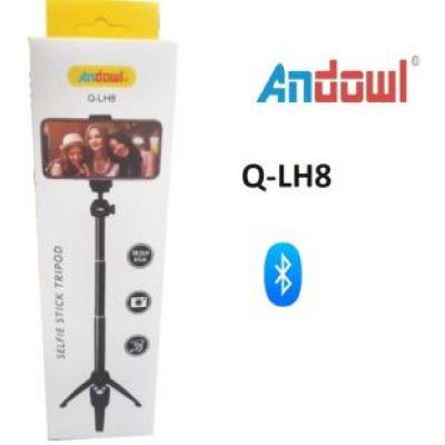 Τρίποδο και κοντάρι selfie Bluetooth Q-LH8 ANDOWL