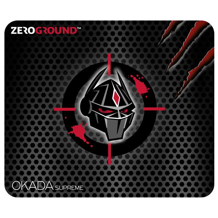 Mousepad Zeroground MP-1600G OKADA SUPREME v2.0 - ZEROGROUND DOM220060