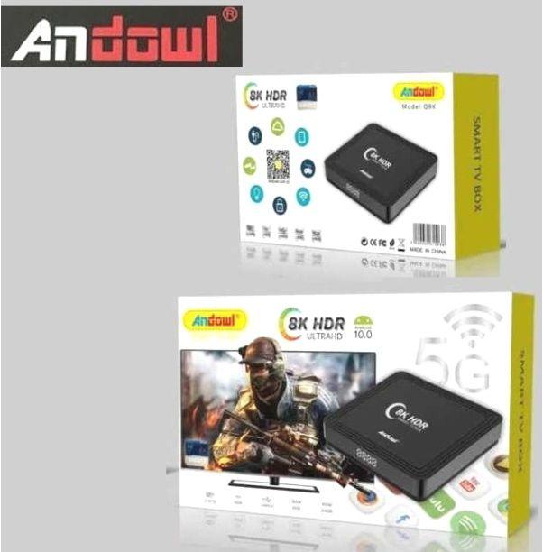 TV box Q-8K ANDOWL