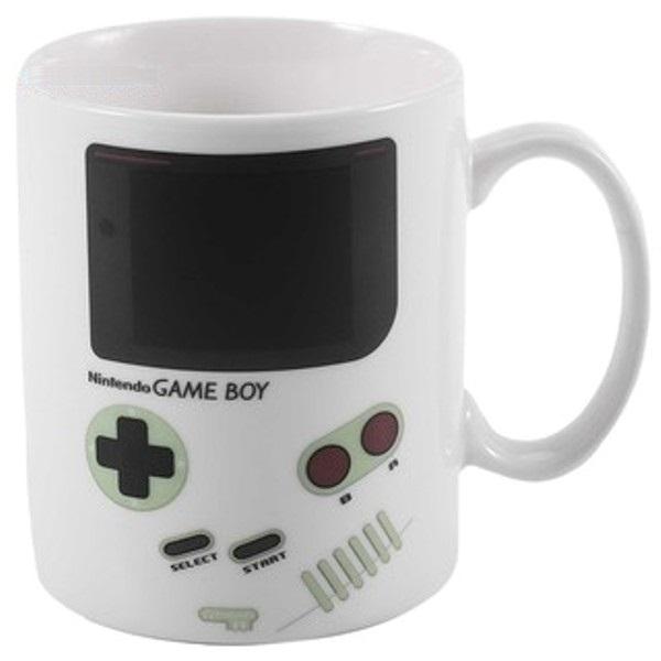 Θερμικά ευαίσθητη κεραμική κούπα Game Boy