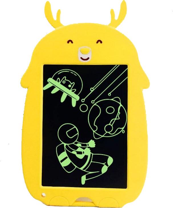 """Ψηφιακός παιδικός πίνακας γραφής LCD 8.5 """" ελάφι 3424"""