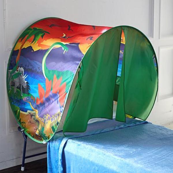 Παιδική σκηνή κρεβατιού Δεινόσαυροι