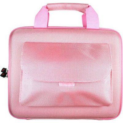 Τσάντα Vigo Ροζ για Laptop, Netbook & Tablet 12''
