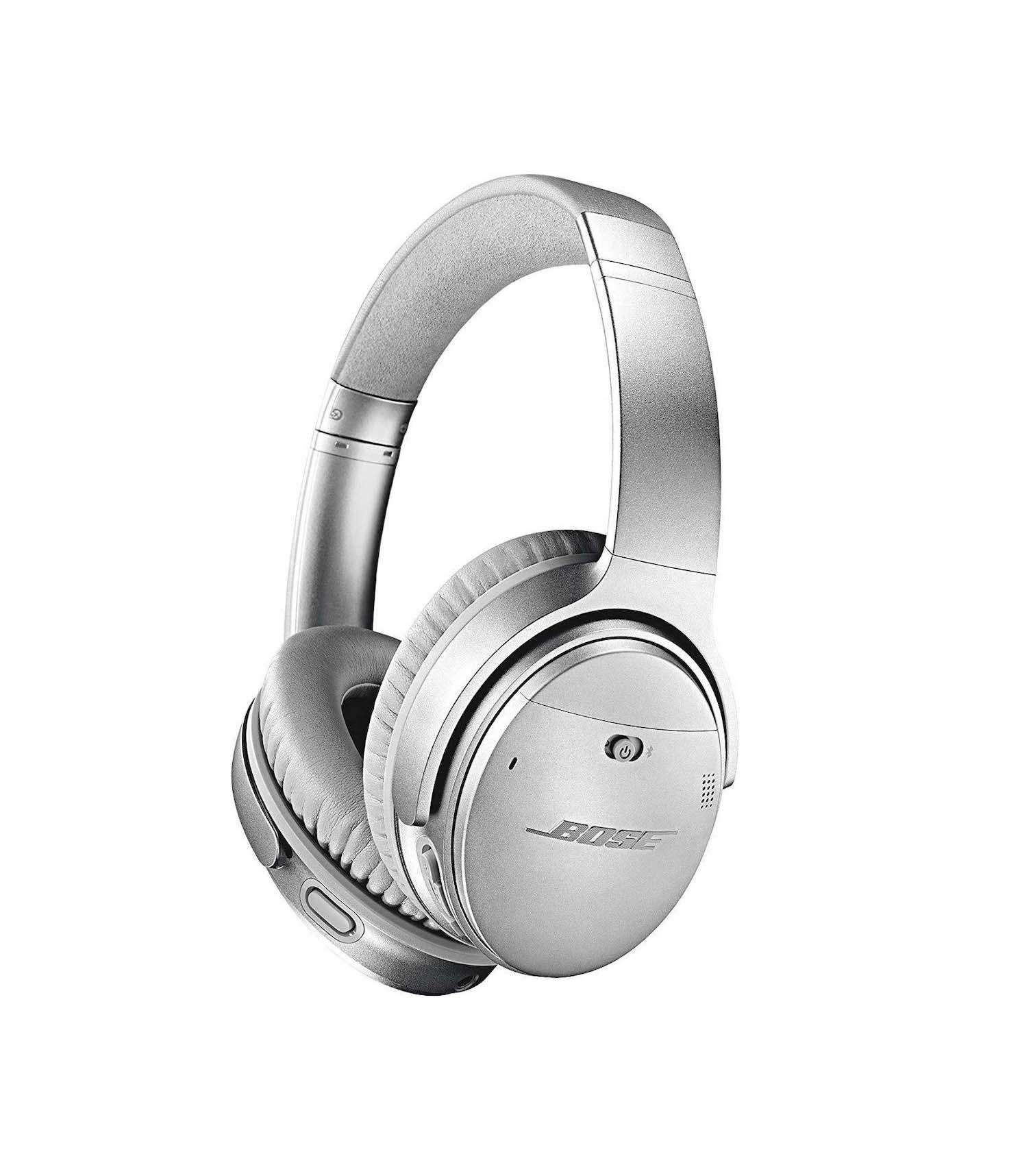 Bose QuietComfort 35 II Wireless Headphones Silver Πληρωμή έως 24 δόσεις