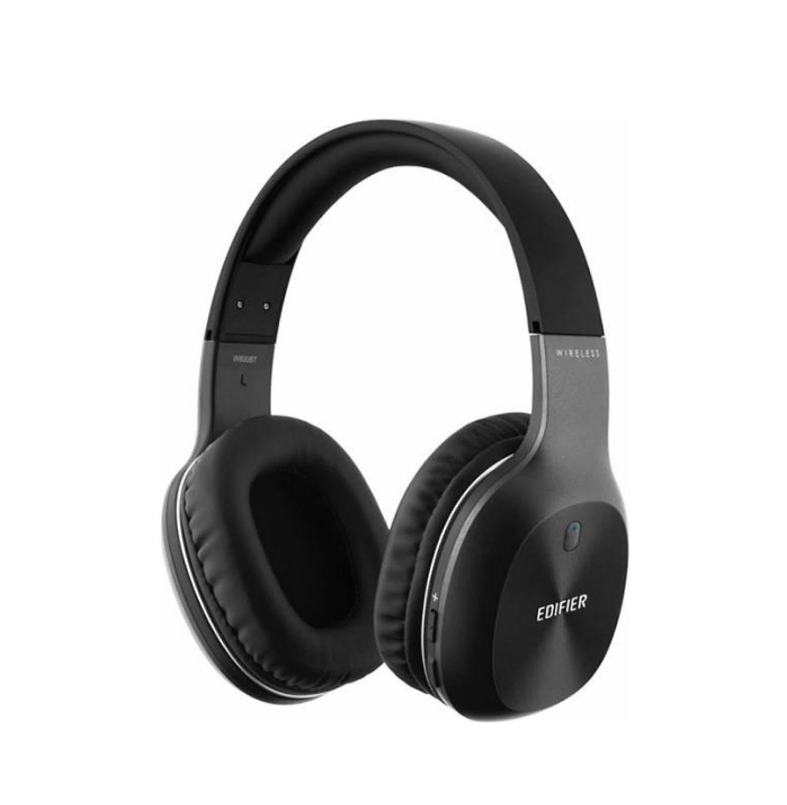 Headset Edifier W800BT Plus Bluetooth Black