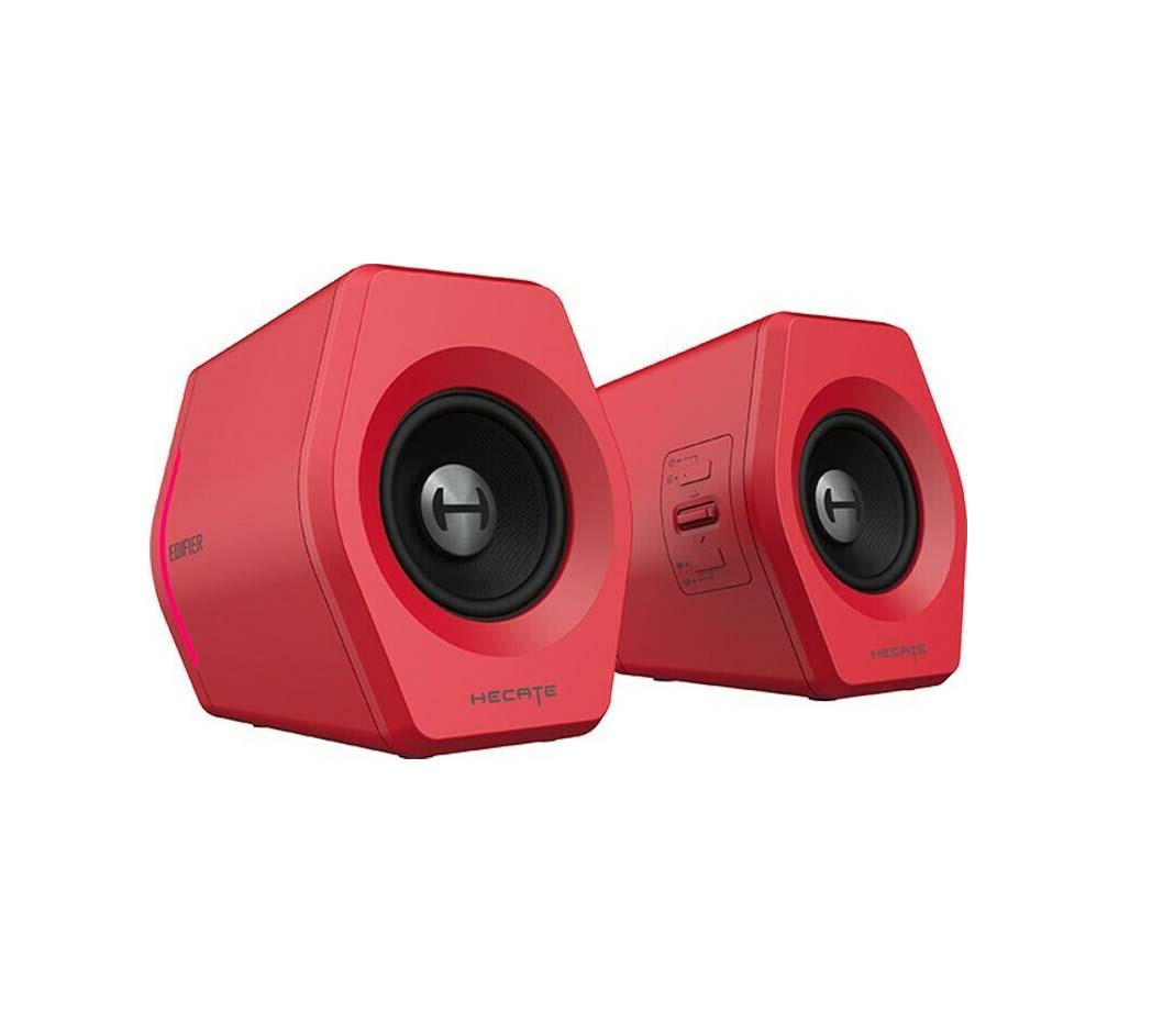 Edifier G2000 RGB  Bluetooth 32W Red
