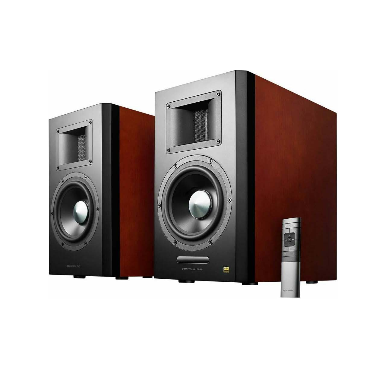 Airpulse Ηχεία A300 160W Brown
