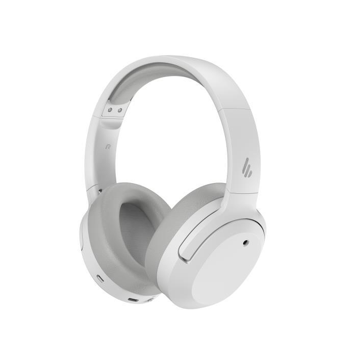 Edifier W820NB Ασύρματα Over Ear Ακουστικά White