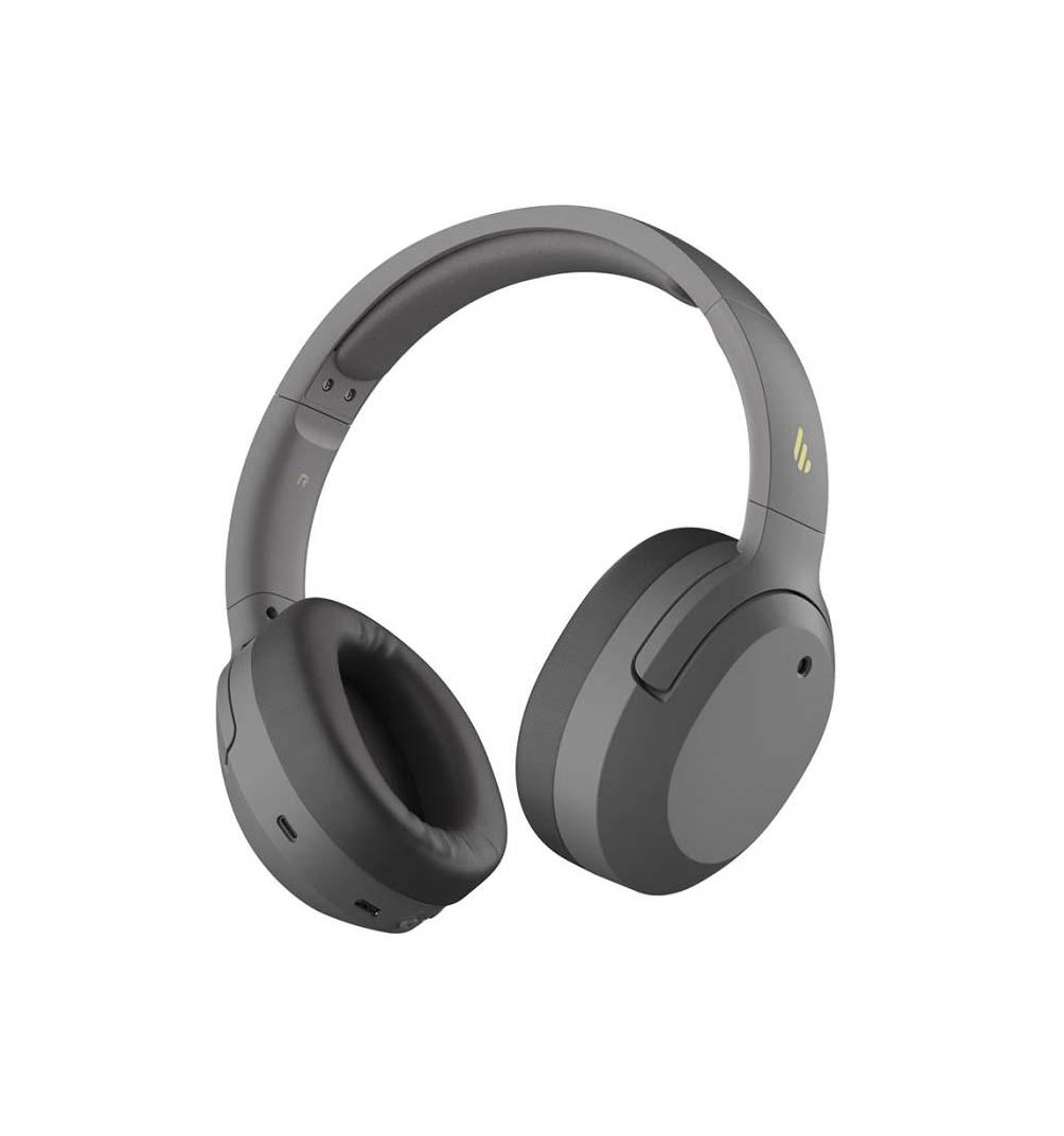 Edifier W820NB Ασύρματα Over Ear Ακουστικά Grey