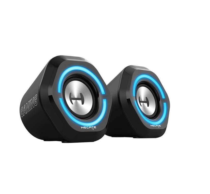 Edifier G1000 Ηχεία RGB Bluetooth 10W Black