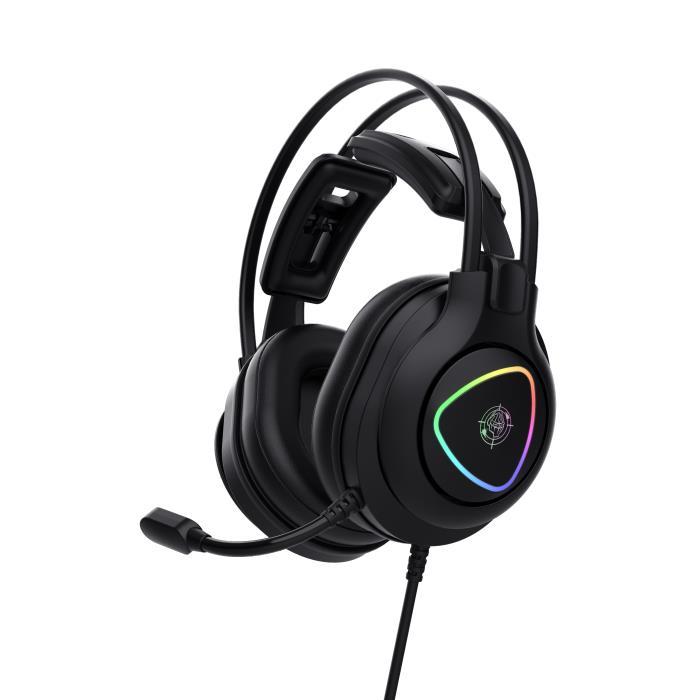 Zeroground Keiji Pro HD-3100G Over Ear Gaming Headset Usb