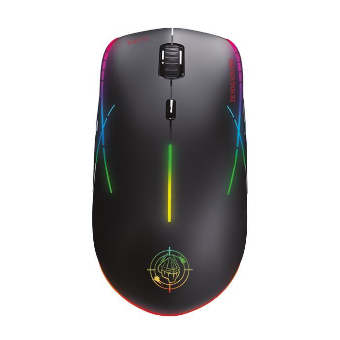 Zeroground KAITO v2.0 RGB MS-3800G Gaming Ποντίκι Black