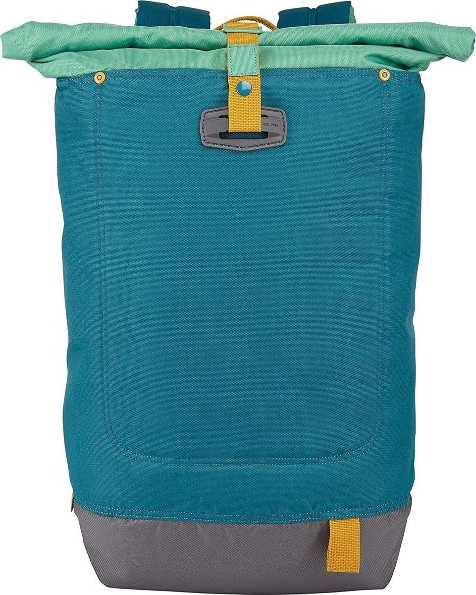 "Case Logic LARI114 Larimer Rolltop Backpack Τσάντα Πλάτης για Laptop 14.1""  Blue"