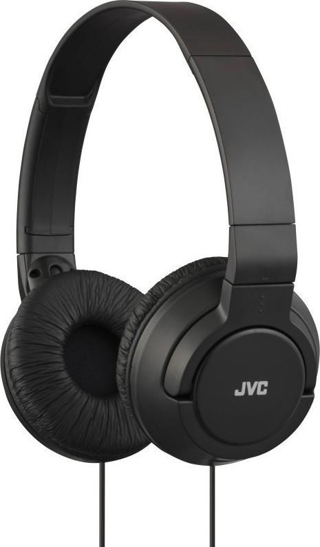 JVC HA-S180-B Headphones Black