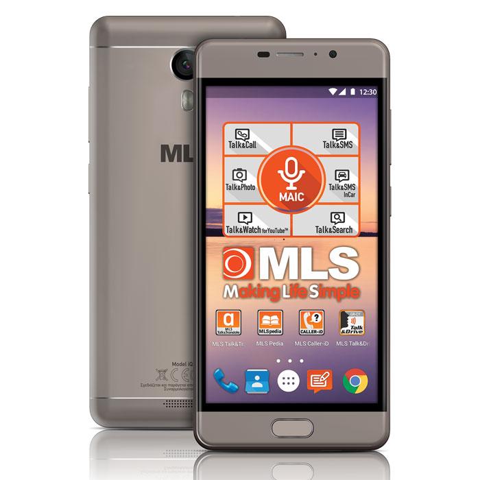 MLS MX 4G MOCHA DUAL SIM