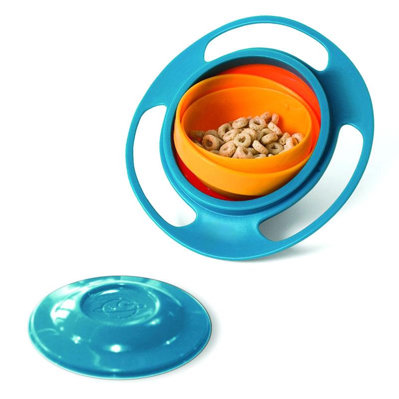 Γυροσκοπικό Μπωλ για παιδιά που συγκρατεί το φαγητό - OEM Gyro Bowl - OEM 18230