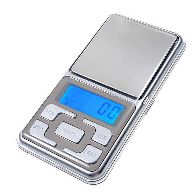 Μίνι ψηφιακή ζυγαριά ακριβείας 0,1-500gr - OEM Pocket scale - 18374
