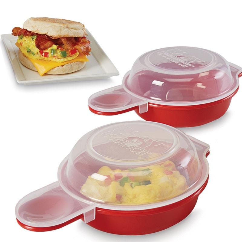 Μαγειρικό σκεύος για μίνι ομελέτες σε φούρνο μικροκυμάτων - Easy Eggwich - OEM 18947