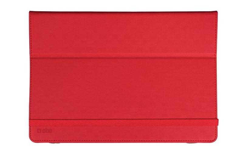 """Θήκη Tablet 8"""" Κόκκινη + Φορητό Ηχείο Bluetooth + Μεμβράνη + Ακουστικά - SBS 4in1 Kit Tablet Case/Bluetooth Speaker/Screen Protector/Headphones - OEM 20665"""